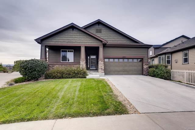 1373 Armstrong Drive, Longmont, CO 80504 (MLS #8893940) :: 8z Real Estate