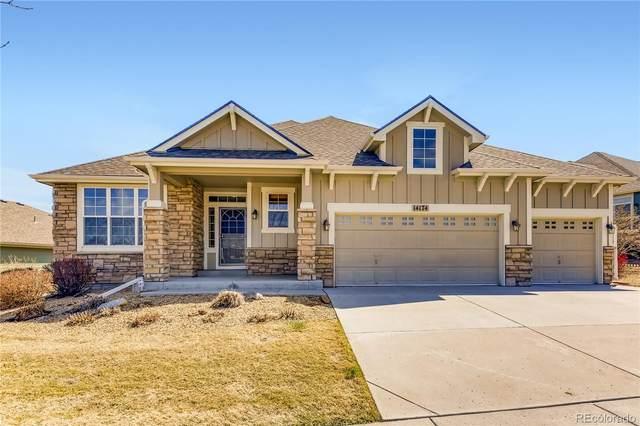 14174 W 87th Lane, Arvada, CO 80005 (MLS #8894269) :: 8z Real Estate