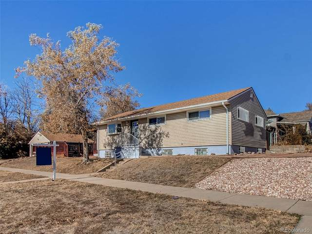 3801 W 3rd Avenue, Denver, CO 80219 (#8894456) :: Real Estate Professionals