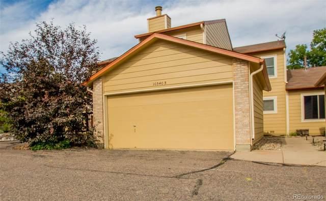 10540 W Fair Avenue B, Littleton, CO 80127 (#8894883) :: Kimberly Austin Properties