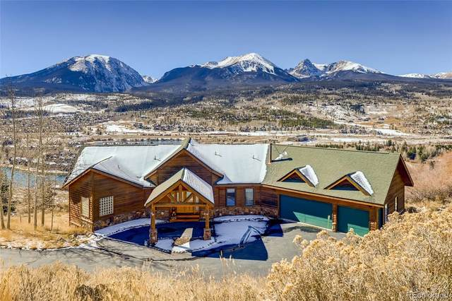 28 Blue Moon Trail, Silverthorne, CO 80498 (#8895191) :: The DeGrood Team