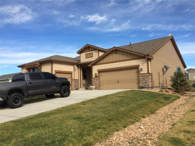 5554 Harbor Town Drive, Elizabeth, CO 80107 (#8895577) :: HomePopper