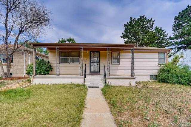 128 S Raleigh Street, Denver, CO 80219 (#8895686) :: Re/Max Structure