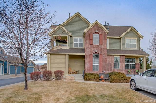 13977 W 84th Circle C, Arvada, CO 80005 (#8895729) :: The DeGrood Team