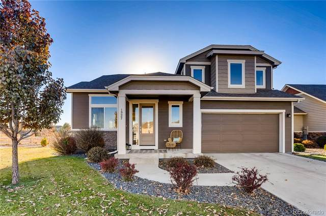 1527 Otis Drive, Longmont, CO 80504 (#8895778) :: The DeGrood Team