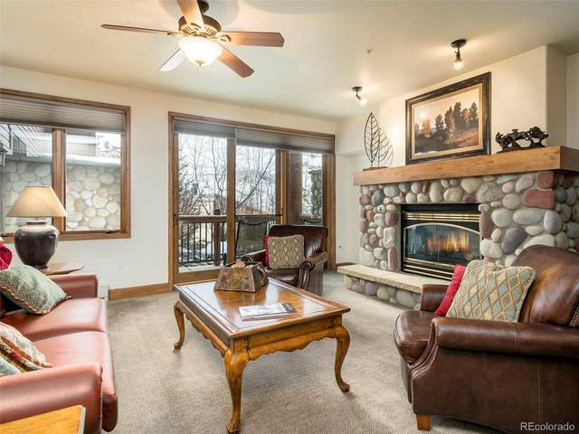 2155 Ski Time Square Drive #306, Steamboat Springs, CO 80487 (#8895792) :: Finch & Gable Real Estate Co.