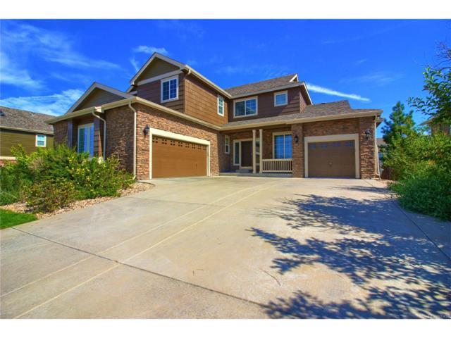 26423 E Caley Drive, Aurora, CO 80016 (MLS #8895835) :: 8z Real Estate