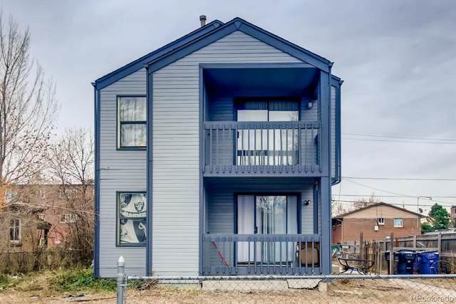 1410 Xanthia Street #1412, Denver, CO 80220 (MLS #8895896) :: Neuhaus Real Estate, Inc.