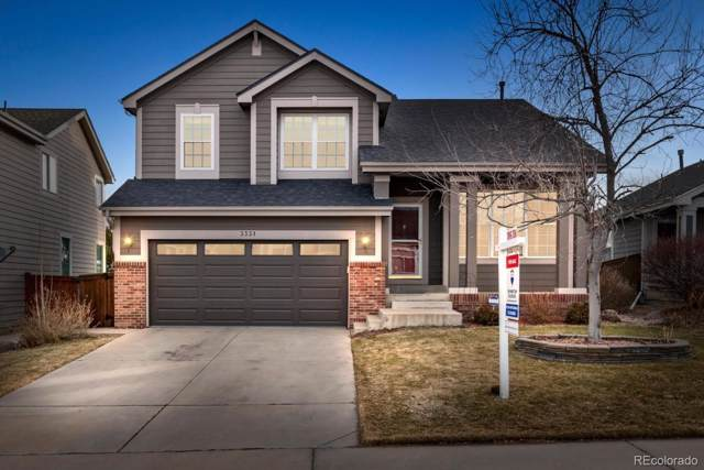 3331 Thistlebrook Circle, Highlands Ranch, CO 80126 (#8896148) :: The Peak Properties Group