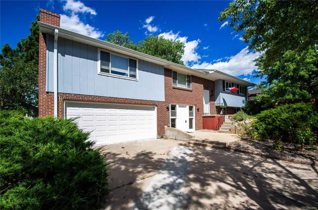 401 High Drive, Castle Rock, CO 80104 (#8896174) :: The Heyl Group at Keller Williams