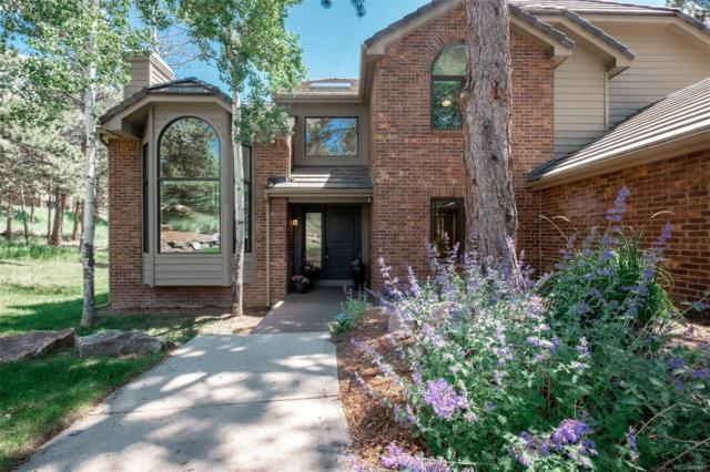 2102 Cramner Court, Evergreen, CO 80439 (#8896800) :: Mile High Luxury Real Estate
