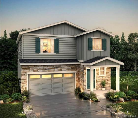 2005 Villageview Lane, Castle Rock, CO 80104 (MLS #8897124) :: Kittle Real Estate