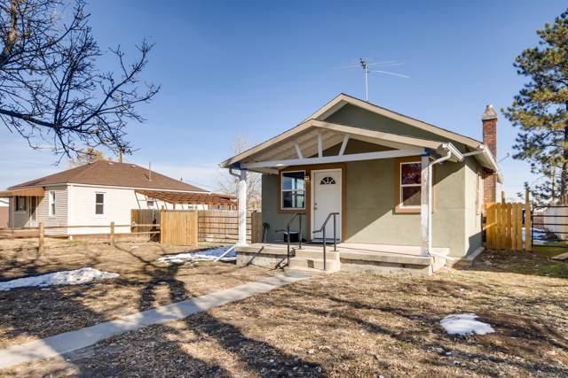 480 6th Street, Bennett, CO 80102 (MLS #8897220) :: 8z Real Estate