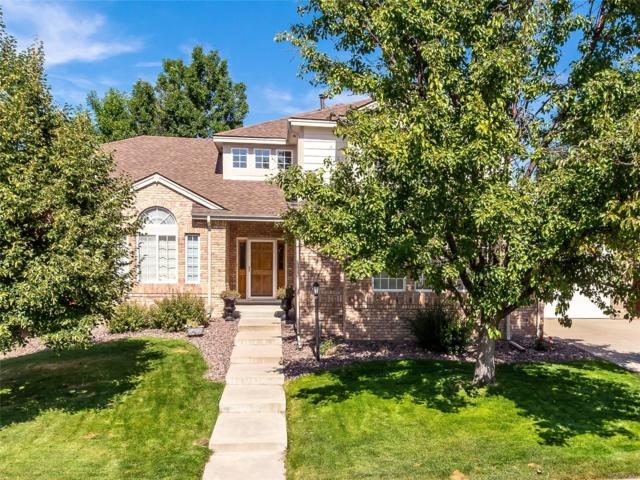 5873 S Espana Street, Aurora, CO 80015 (#8897258) :: The Peak Properties Group