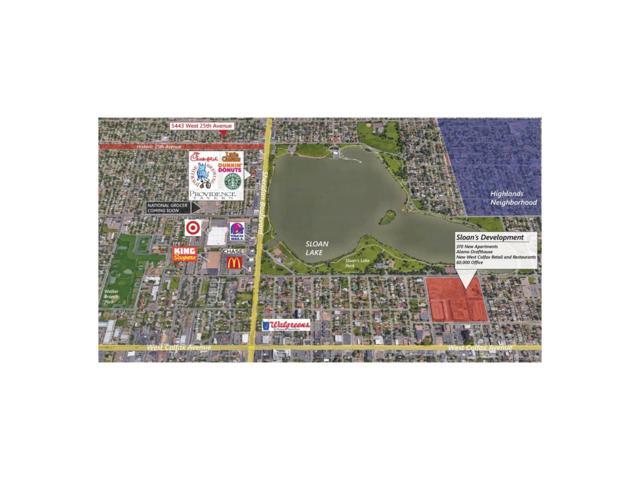 5443 W 25th Avenue, Edgewater, CO 80214 (MLS #8897447) :: 8z Real Estate