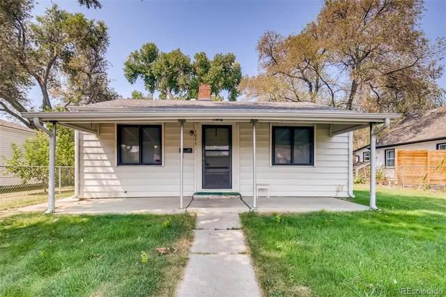 1075 Irving Street, Denver, CO 80204 (MLS #8897772) :: Bliss Realty Group