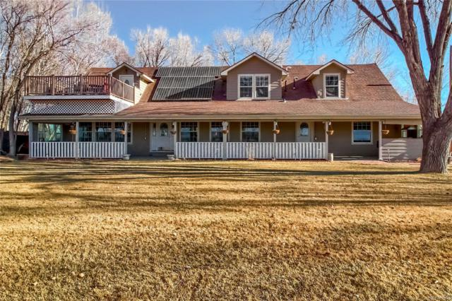 33216 County Road 380, Kersey, CO 80644 (MLS #8897802) :: Bliss Realty Group