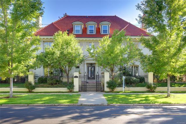 930 E 7th Avenue, Denver, CO 80218 (MLS #8897977) :: 8z Real Estate