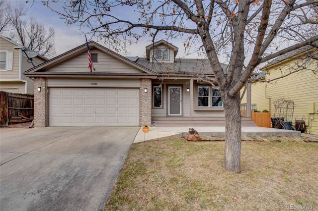 13215 W 63rd Place, Arvada, CO 80004 (#8898410) :: The Gilbert Group
