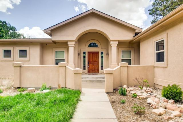 17015 Viscount Court, Monument, CO 80132 (#8898590) :: Harling Real Estate