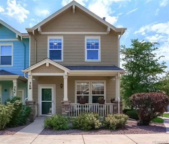 15612 E 96th Way 26D, Commerce City, CO 80022 (#8898808) :: Wisdom Real Estate