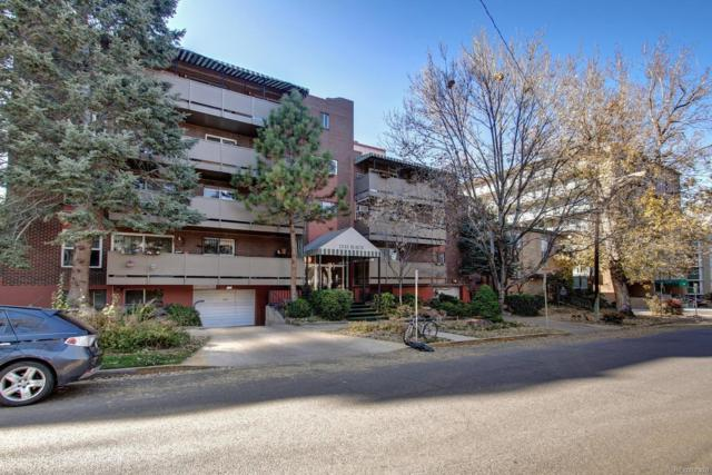 1245 Race Street #204, Denver, CO 80206 (#8899369) :: Sellstate Realty Pros