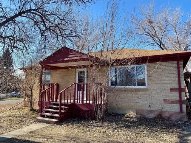 6103 Marshall Street, Arvada, CO 80003 (MLS #8899574) :: 8z Real Estate