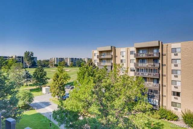 14050 E Linvale Place #506, Aurora, CO 80014 (#8899665) :: The Scott Futa Home Team