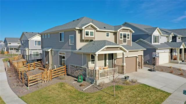 17913 E 107TH Avenue, Commerce City, CO 80022 (#8899871) :: The DeGrood Team