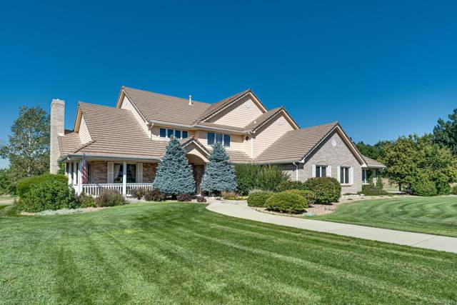 215 Grey Squirrel Way, Franktown, CO 80116 (#8900069) :: Wisdom Real Estate