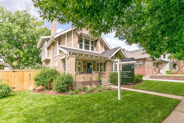 463 S Williams Street, Denver, CO 80209 (#8900115) :: Kimberly Austin Properties