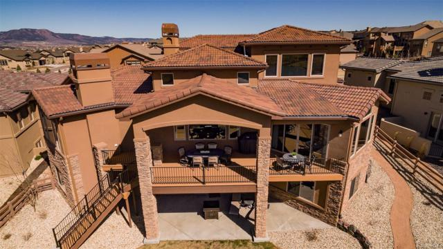 1023 Old North Gate Road, Colorado Springs, CO 80921 (#8900410) :: The Galo Garrido Group