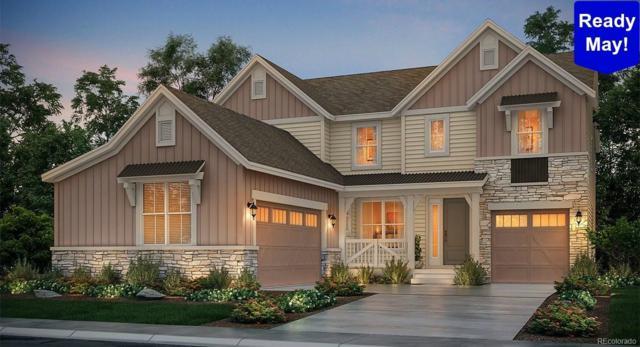 6964 Hyland Hills Street, Castle Pines, CO 80108 (#8900503) :: The Peak Properties Group