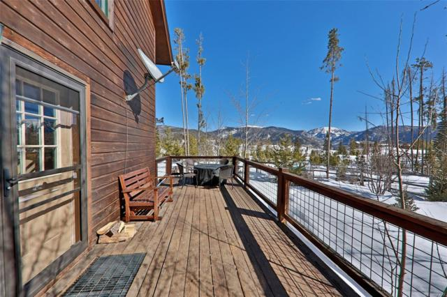 10 County Road 480, Grand Lake, CO 80447 (#8900851) :: The Peak Properties Group