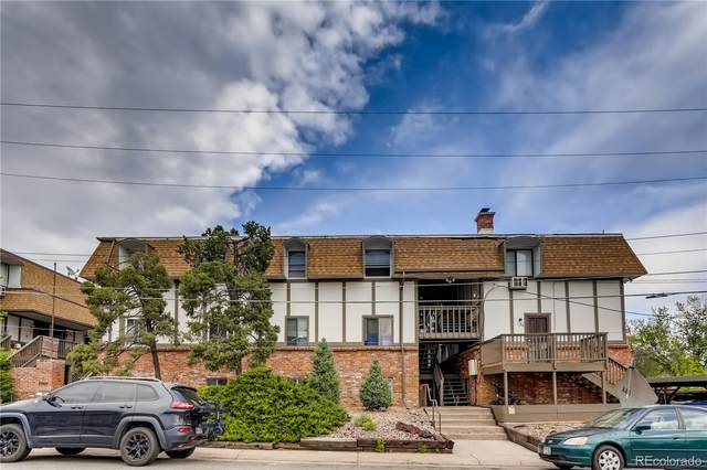 2700 S Holly Street #108, Denver, CO 80222 (#8900922) :: Re/Max Structure
