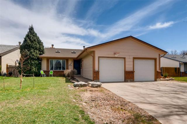 14275 E Montana Circle B, Aurora, CO 80012 (#8901237) :: The Peak Properties Group