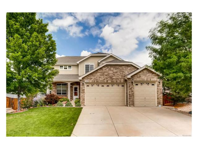 1737 Peridot Court, Castle Rock, CO 80108 (MLS #8901470) :: 8z Real Estate