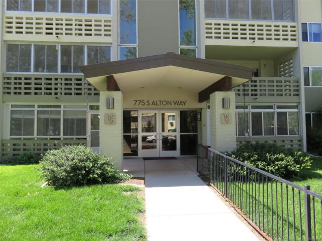775 S Alton Way 12C, Denver, CO 80247 (#8901557) :: The Peak Properties Group