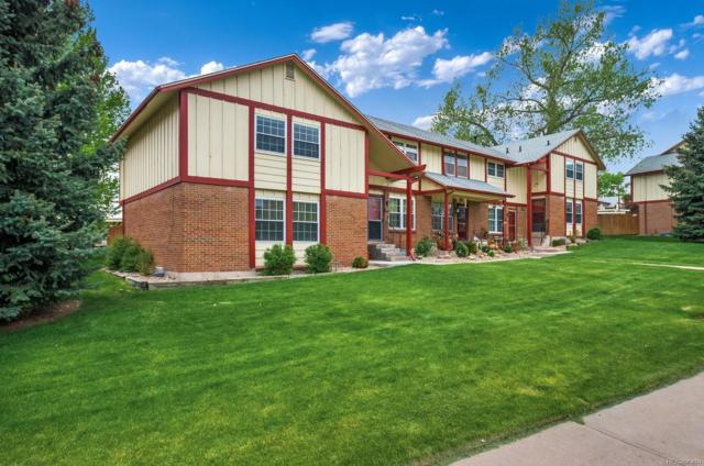 7812 W Glasgow Place, Littleton, CO 80128 (#8901660) :: The Peak Properties Group