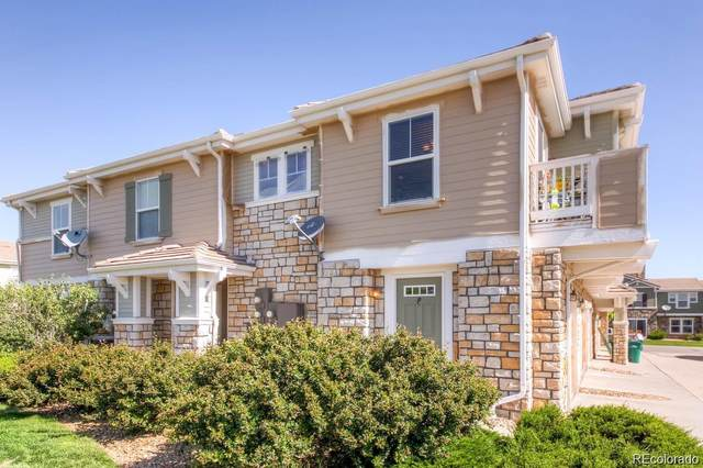 9792 Mayfair Street F, Englewood, CO 80112 (#8901789) :: Colorado Home Finder Realty