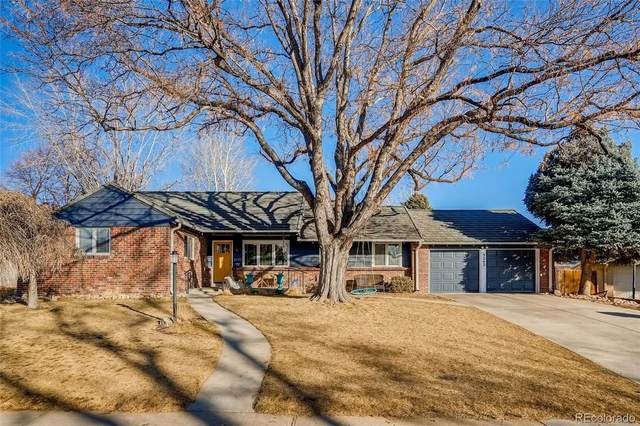 3242 S Fillmore Street, Denver, CO 80210 (#8902019) :: The Gilbert Group