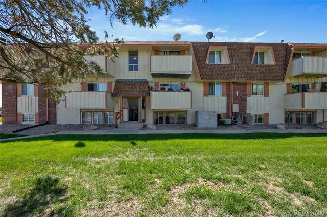 10211 Ura Lane 1-308, Thornton, CO 80260 (MLS #8902201) :: Kittle Real Estate
