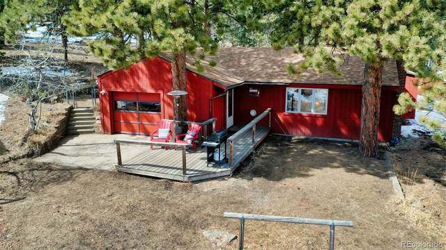 31429 Hilltop Road, Golden, CO 80403 (MLS #8902270) :: Bliss Realty Group