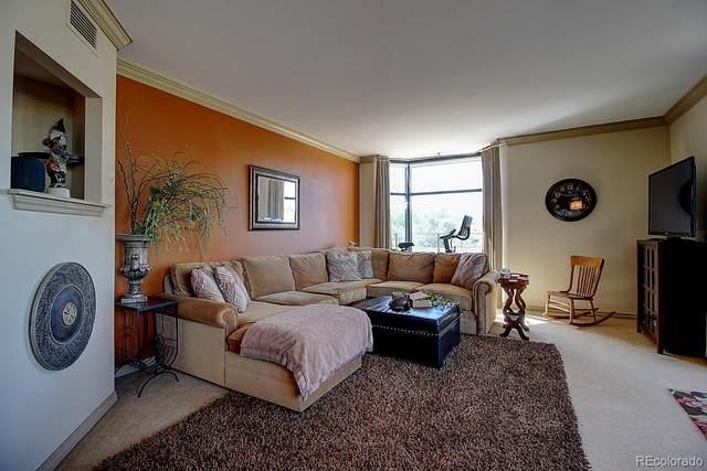 8100 E Union Avenue #204, Denver, CO 80237 (#8902318) :: Berkshire Hathaway Elevated Living Real Estate