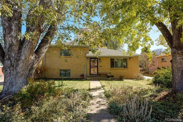 2564 S Yates Street, Denver, CO 80219 (MLS #8902903) :: Kittle Real Estate