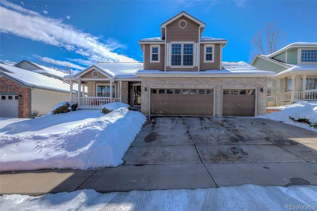 12570 W 84th Circle, Arvada, CO 80005 (#8902939) :: Compass Colorado Realty