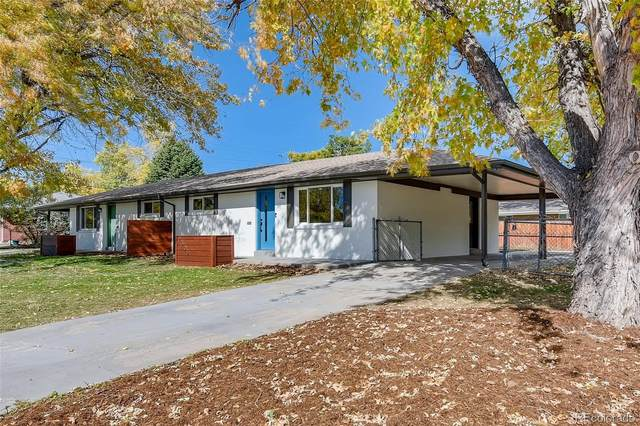 9605-9625 W 18TH Drive, Lakewood, CO 80215 (#8902953) :: Arnie Stein Team | RE/MAX Masters Millennium