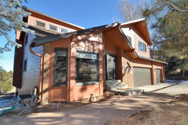 8927 Thunderbird Road, Parker, CO 80134 (#8903109) :: Chateaux Realty Group