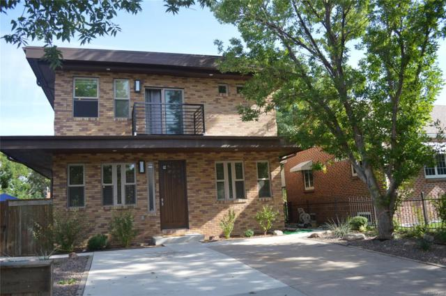 3422 Utica Street, Denver, CO 80212 (#8903306) :: House Hunters Colorado