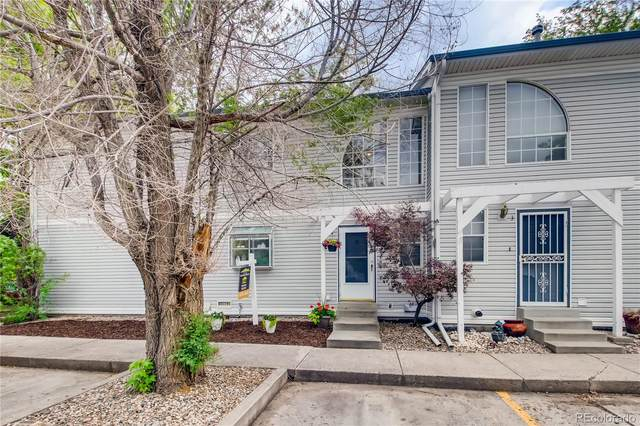 5144 W 61st Drive #2, Arvada, CO 80003 (#8903404) :: Compass Colorado Realty